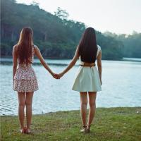 Napi leszbik – Like