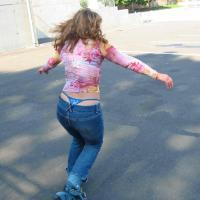 Napi tangás csaj – Görkoris tangás