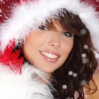 Karácsonyi csaj – Like ha neked is tetszik