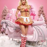 Karácsonyi csaj – Like ha neked tetszik